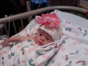 Precious Baby Girl, Madeline