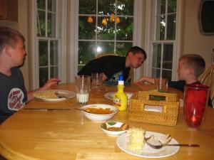 """""""Family Dinner"""""""